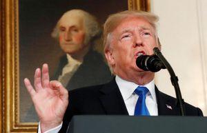 Mỹ rút khỏi JCPOA: Quyết định thay đổi cục diện Trung Đông