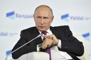 Tổng thống Putin thú nhận sai lầm lớn nhất 15 năm qua