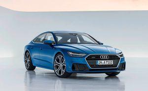Trình làng Audi A7 Sportback 2018 thế hệ mới, giá từ 1,8 tỉ đồng