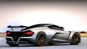 Sắp xuất hiện 'Siêu bão' tốc độ muốn đánh bại Bugatti, Koenigsegg