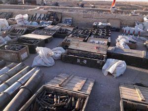 'Hổ Syria' tốc chiến chiếm kho vũ khí khổng lồ của IS ở Al-Mayadeen
