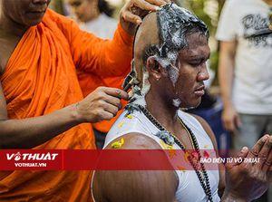 Buakaw cạo đầu, chính thức 'theo chùa bỏ cuộc chơi'?