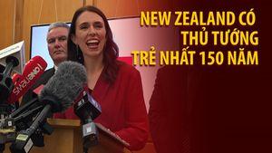 New Zealand có thủ tướng 37 tuổi