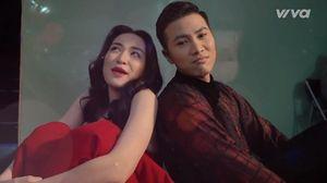 Hòa Minzy liên tục 'thả thính' Mai Tiến Dũng trong hậu trường 'Cặp đôi hoàn hảo – Trữ tình & Bolero'