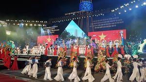TP Thái Nguyên tưng bừng kỷ niệm 55 ngày thành lập