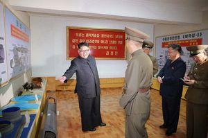 Triều Tiên đẩy mạnh phát triển tàu ngầm