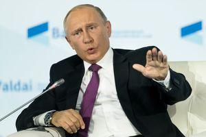 Tổng thống Putin: Mỹ đã phản bội Nga