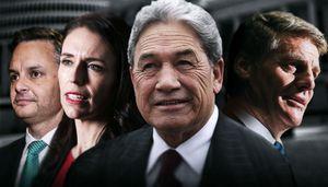 Quyền lực người 'kiến tạo ngôi vua' ở chính trường New Zealand