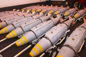 800.000 quả bom ở Guam chuẩn bị đối phó Triều Tiên