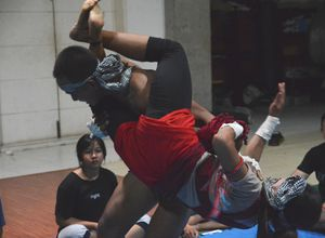 Bí mật về môn võ có 10.000 kỹ thuật của Campuchia