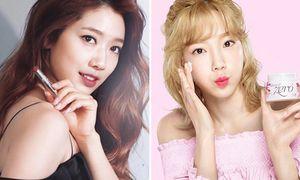 6 mỹ nữ Hàn 'cá kiếm' khủng nhất nhờ quảng cáo mỹ phẩm