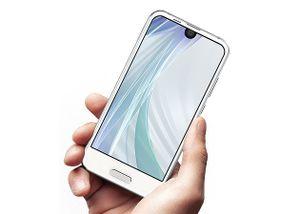 Sharp ra mắt Aquos R Compact: màn hình 120Hz, lai giữa iPhone X và Essential Phone