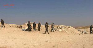Quân đội Syria giải phóng làng 'nô lệ tình dục' IS ở Hama (video)