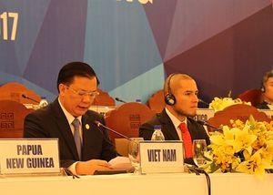 APEC 2017: Ra Tuyên bố chung của Bộ trưởng Tài chính 21 nước thành viên