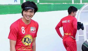 Tuấn Anh sẵn sàng ra sân trận Quảng Nam - HAGL