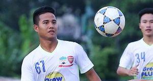 Vòng 22 V-League: Đức Lương ghi bàn đẹp, HAGL hòa Quảng Nam