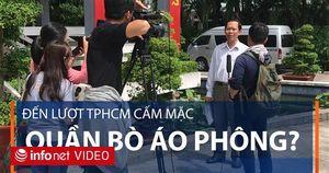 Đến lượt TPHCM sẽ cấm công chức mặc quần jean, áo thun đi làm ?