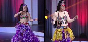 Trấn Thành chịu thua khi đối đầu vũ công 5 tuổi