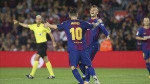 'Bàn thắng ma' xuất hiện, Barca đánh bại Malaga không mấy thuyết phục