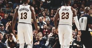 Thi đấu dưới sức, Cavaliers thảm bại trên sân nhà