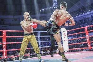 'Thánh Muay' Buakaw 6 lần hủy diệt các võ sĩ Trung Quốc