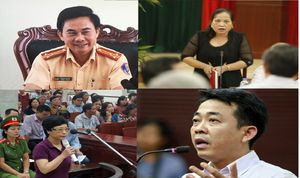Nổi bật trong tuần: Thượng tá Võ Đình Thường từng bị cách chức, khai trừ Đảng Bí thư xã Đồng Tâm