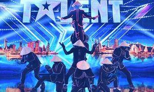 Nhóm nhảy Việt khiến bộ ba giám khảo 'Asia's Got Talent' trầm trồ