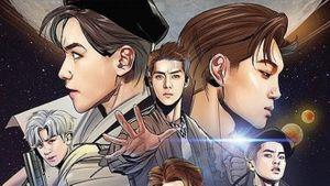 EXO tung bản remix 'căng đét', khuấy động Kpop fan ngày cuối tuần