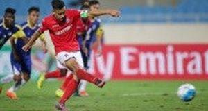 Vòng 22 V-League: Than Quảng Ninh đả bại FLC Thanh Hóa trong trận cầu kịch tính