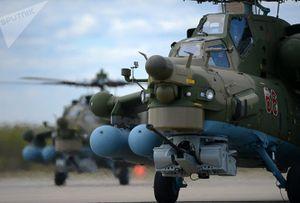Nga tiết lộ thử nghiệm trực thăng Mi-28UB