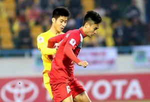 Vòng 22 V-League: FLC Thanh Hóa thua khó tin, Hà Nội lên đỉnh