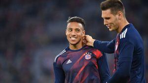 Clip Hamburger SV 0-1 Bayern Munich: 'Hùm xám' hồi sinh