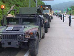 Mỹ thành lập đơn vị vận hành THAAD tại Hàn Quốc