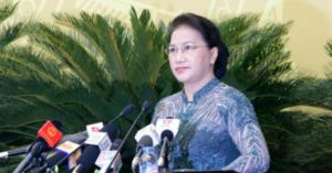 Chủ tịch Quốc hội: Thâm hụt ngân sách và nợ công vẫn cao
