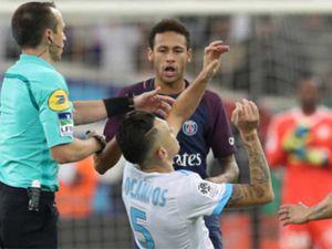 Video, kết quả bóng đá Marseille - PSG: Thẻ đỏ Neymar & vỡ òa phút 90+3