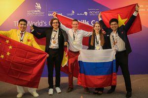 Việt Nam đạt giải cao tại cuộc thi tay nghề thế giới