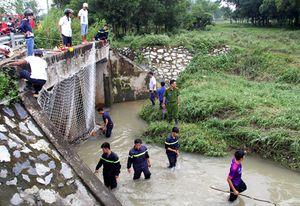 Tìm thấy thi thể thợ lái máy xúc dưới cống nước ở Nghệ An