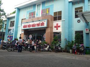 Nữ bệnh nhân treo cổ trong bệnh viện ở Sài Gòn