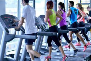 Phòng tập thể dục biến năng lượng người tập thành điện năng