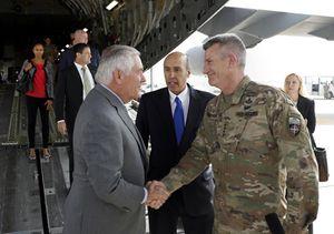 Ngoại trưởng Mỹ Rex Tillerson bất ngờ thăm Afghanistan