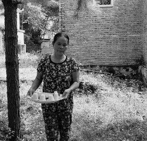 Vụ đạn lạc ở Vĩnh Phúc: Đang đi chùa đạn rơi trúng ngực