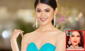 Chuyên trang sắc đẹp hàng đầu thế giới đánh giá Á hậu Thùy Dung nằm trong top 15 thí sinh tiềm năng