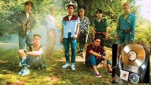 Bán hơn 1 triệu bản, 'The War' là album tiếp theo của EXO đạt chứng nhận bạch kim
