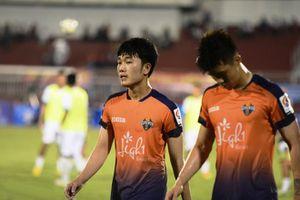 Bỏ rơi Lương Xuân Trường, Gangwon nhận kết cục 'bi thảm' tại K.League Classic