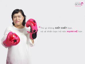 'Những chiến binh hồng' chống ung thư vú