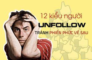 Điểm tâm 23/10: 12 kiểu người trên Facebook mà bạn nên Unfollow ngay hôm nay