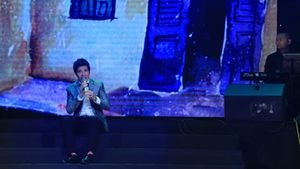 MC Thảo Vân lần đầu hát bolero, song ca cùng Hồ Quang 8
