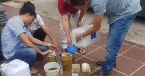 'Sốc' với kết quả kiểm nghiệm xăng A92 tại Nghệ An