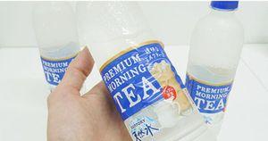 Nước lọc vị trà sữa đang 'hot' ở Nhật đã có mặt tại Việt Nam