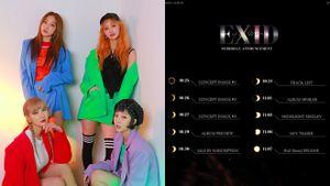 EXID tung teaser mới, ấn định ngày trở lại cùng mini album 'Full Moon'